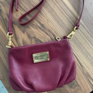 Marc by Marc Kacobs leather bag